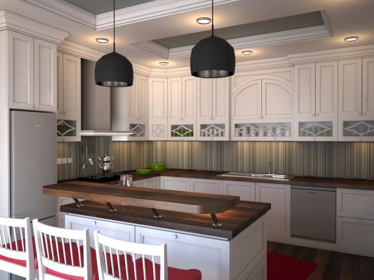 Klasik Mutfak Tasarımı